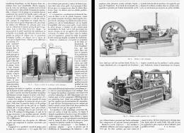 MACHINES  FRIGORIFIQUES  1902 - Non Classés