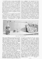 LA CONCENTRATION Du VIN   1902 - Wine