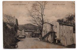 LABEAUME CENDRAS (30) - ENTREE DU VILLAGE - France