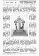 PENDULE Se REMONTANT SEULE  1902 - Bijoux & Horlogerie