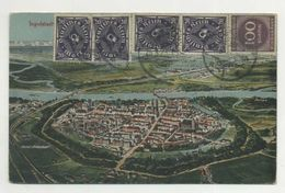 INGOLSTADT - General View -  Esperanto  ( 2 Scans ) - Ingolstadt