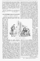 L'ARC ELECTRIQUE PARLANT Et CHANTANT  1902 - Non Classés