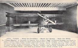 MUSEE DE L'ARMEE - 75 PARIS - HOTEL DES INVALIDES Salle Des Alliés : L'Avion De Chasse SPAD Dit VIEUX CHARLES - CPA - Musei