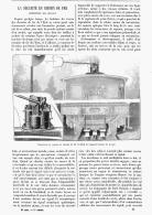 "LA SECURITE E CHEMIN De FER  "" REPETITION DES SIGNAUX ""  1902 - Ferrovie"