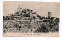 ALAIS / ALES (30) - CENDRAS ET LA TOUR DE PUECH - Francia