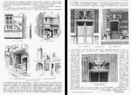 LES ENSEIGNES    1902 - Sciences & Technique