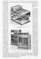 DISTRIBUTEURS AUTOMATIQUES De TIMBRES-POSTE Et CARTES POSTALES   1902 - Stamps