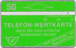 AUTRICHE 50U  (209A ) - Autriche