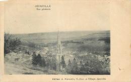 52 JOINVILLE VUE GENERALE - Joinville