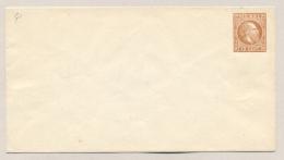 Nederlands Indië - 1878 - 10 Cent Willem III, Envelop G1, H&G B1 - Ongebruikt - Netherlands Indies