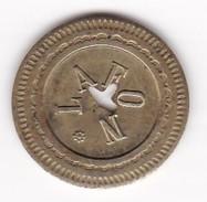 JETON 10 Centimes  à Consommer LAFON    Jeu De Comptoir , Machine à Sous ,necessité  2 Scans - Monétaires / De Nécessité