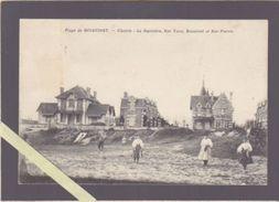 Vendée - Saint Gilles Croix De Vie - Plage De Boisvinet - Chalets : La Sapiniere, Ker Yann,  Boisvinet, Pierric - Saint Gilles Croix De Vie