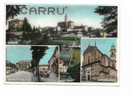 CARRU' VEDUTE    VIAGGIATA FG - Cuneo
