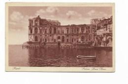 NAPOLI PALAZZO DONN'ANNA  VIAGGIATA FP - Napoli (Naples)