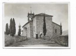 PAESAGGI E COSTUMI DEL FRIULI DOPO LA MESSA - FOTOGRAFICA 1934   VIAGGIATA FP - Italy