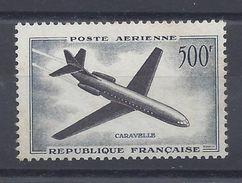 FR - 1957-59 - P. Aérienne N° 36 - Neuf - X - Traces De Charnières - BTB - - Posta Aerea