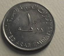 1995 - Emirats Arabes Unis - United Arab Emirates - 1415 - 1 DIRHAM, Reduce Size, Petit Module, KM 6.2 - United Arab Emirates