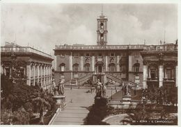 Roma Il Campidoglio  Used 1938  Italy   # 06668 - Roma (Rome)