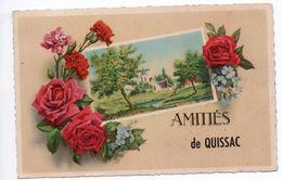 QUISSAC (30) - AMITIES DE QUISSAC - Quissac