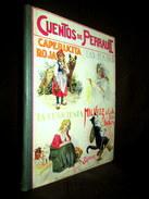 """""""CUENTOS De PERRAULT"""" Contes De Perrault Dessin Enfantina Ca1930 ! - Boek Voor Jongeren & Kinderen"""