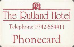 UK - Autelca - Cambridge Telephones - CAM-019 - 50u - 200 Ex. - MINT - RRR - Royaume-Uni