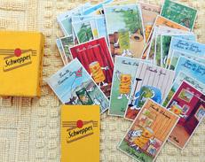 Jeu Des 7 Familles, Miniature Et Publicitaire SCHWEPPES - GINI - OASIS - CANADA DRY ...... - Cartes à Jouer Classiques