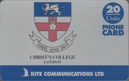 UK - Autelca - KITE Comm. - KIT-05 - 20u - 678 Ex. - MINT - RR - Royaume-Uni