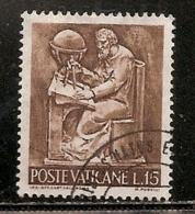 VATICAN    N°  443  OBLITERE - Oblitérés