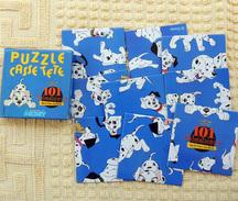 Puzzle Casse Tête Double Face - Du Film Les 101 Dalmatiens 2 - Du Journal De Mickey - Walt Disney NEUF - Brain Teasers, Brain Games