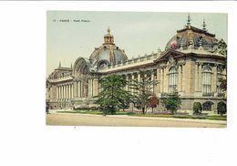 Cpa - 75 - PARIS - Petit Palais - N°17 - Publicité Collection BANANIA Déjeuner - Imprimé Illustré - Advertising