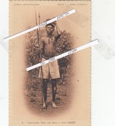 NATIVE GIUR - Afrique