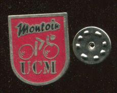 Pin's - Vélo Cyclisme MONTOIR DE BRETAGNE UCM - Loire Atlantique - Cyclisme