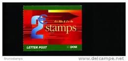IRELAND/EIRE - 2003  € 2  BOOKLET BIRDS (4x48c. + 2x4c.) FINE USED FDI CANCEL - Libretti