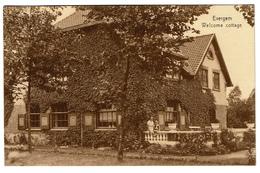 Evergem - Welcome Cottage - Circulée - 2 Scans - Evergem