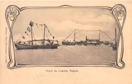 ANGOLA - Divers / Porto De Loanda - Regata - Beau Cliché - Angola