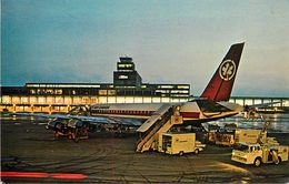 PIE-17-P.T. 3997 : MONTREAL INTERNATIONAL AIRPORT. AIR CANADA. - 1946-....: Moderne