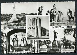 SOUVENIR DES SAINTES MARIES DE LA MER - MULTIVUES - Saintes Maries De La Mer