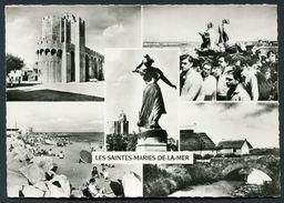 LES SAINTES MARIES DE LA MER - MULTIVUES - Saintes Maries De La Mer