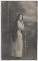 Romania - Craiova - Woman With Very Long Hair - Photographs