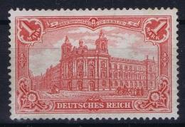 Deutsches Reich: Mi Nr 73 A Not Used (*) SG  1902 - Deutschland