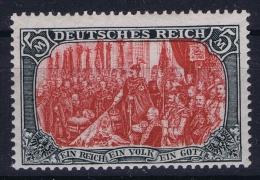 Deutsches Reich: Mi Nr 81 A Postfrisch/neuf Sans Charniere /MNH/**  1902 26 : 17 - Deutschland