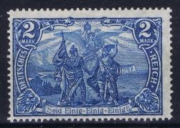 Deutsches Reich: Mi Nr 95 A II MH/* Falz/ Charniere    Kr Dr  26 : 17 - Deutschland