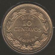 HONDURAS DIEZ 10 CENTAVOS DE LEMPIRA 1998  KM# 76.3 - Honduras
