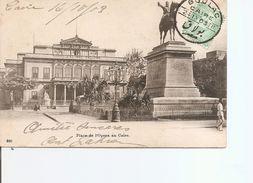 Egypte ( CP De 1903 De Boulac  Vers La Belgique à Voir) - Egypt