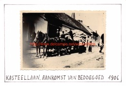 1906 Kasteellaan - Aankomst Van Beddengoed - Moerzeke - Places
