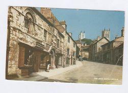 1963 GB Stamps COVER (postcard THE JEWS HOUSE, Lincoln) Judaica Jewish Jew - Jewish