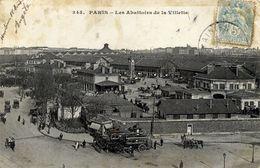 75 PARIS 19è - Les Abattoirs De La VILLETTE - Animée - Arrondissement: 19