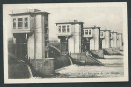Herstal. Le Barrage.de L'Ile Monsin. - Herstal
