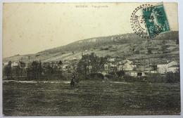 VUE GÉNÉRALE - MESSEIN - France