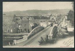 Herstal. Pont De Wandre. Vue Latérale. Edit Fenix. 1903. 2 Scans. - Herstal